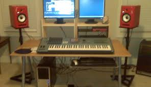 Studio Trends Desk by Desk Stunning Studio Trends 46 Desk Reclaimed Audio Desk For