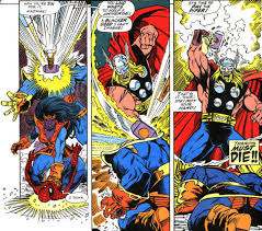 Sentry Vs Thanos Whowouldwin Thor Vs Thanos Whowouldwin