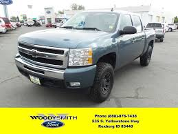 used 2009 chevrolet silverado for sale at woody smith ford used