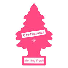 car freshner u1p 10228 morning fresh tree car freshener