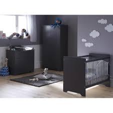 chambre complete pour bebe b b compl te anthracite zeligrik01 avec chambre complete bebe et