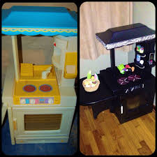Images Of Kitchen Makeovers - 123 best play kitchen makeover images on pinterest play kitchens