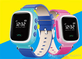 gps bracelet child images Smart phone watch children kid wristwatch color gsm gprs gps jpg