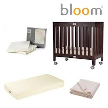 Alma Mini Crib Bloom Alma Mini Crib Bundle Modernnursery