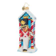 christopher radko ornaments radko candyland outpost nutcracker