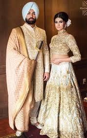 best 25 sikh wedding dress ideas on pinterest punjabi wedding