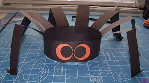 halloween spiders crafts lbt spider hat another fun and easy kids craft nice