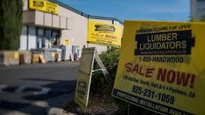 Lumber Liquidators News Lumber Liquidators Hires Ceo For Turnaround Bid Shares Gain