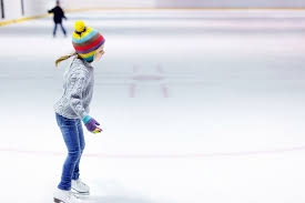 the skating lesson