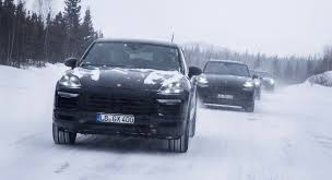 porsche will livestream the 2018 cayenne debut on aug 29 the