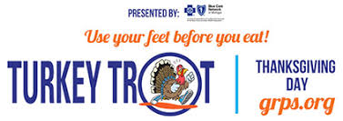 register grps annual thanksgiving day turkey trot 2015