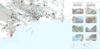 Positano Italy Map by Positano Italy J Wood