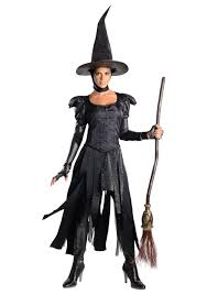 Deluxe Womens Halloween Costumes Wicked Witch West Costumes Halloweencostumes