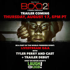 tyler perry halloween movie lionsgate don u0027t miss the facebook live stream q u0026a and facebook