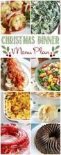 christmas dinner menu plan home made interest