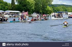 Challenge Causes Henley On Thames Uk 3rd July 2016 Mahe Drysdale Left Causes