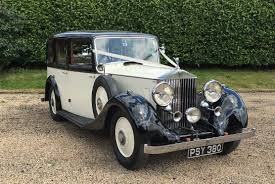 rolls royce classic 1936 vintage rolls royce wedding car hire london elegance