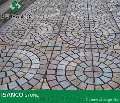 Granite Patio Stones Different Colors Granite Walkway Pavers G341 Grey Granite Cube