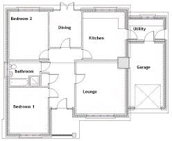 two bedroom floor plans house floor plan for two bedroom bungalow home design modern style house