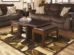 Rustic Walnut Coffee Table 40 Best Collection Of Large Rectangle Walnut Coffee Table For