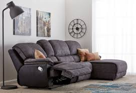 Chaise Lounge Sofa With Recliner by Bondi Recliner Lounge With Chaise John Cootes Furniture