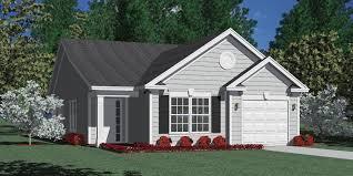 houseplans biz narrow lot house plans page 1