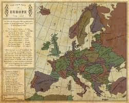 Post Ww1 Map The Old Divided By Laiqua Lasse On Deviantart