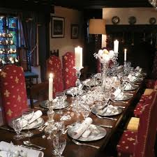 274 best christmas table setting ideas images on pinterest