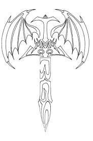 letter sword tattoo by jrdehais on deviantart