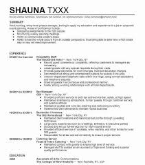 Resume Template For Hospitality Hotel U0026 Hospitality Resume Templates To Impress Any Employer