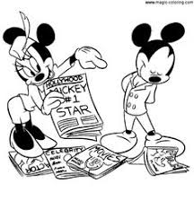 mickey coloring picture disney coloring pages svg file