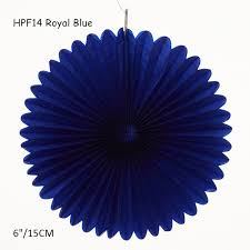 royal blue tissue paper aliexpress buy 6inch 15cm 15pcs lot royal blue tissue paper