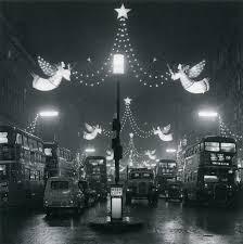 london regent street christmas lights 1960 an atmospheric u2026 flickr