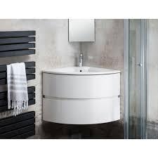 bathroom furniture basin u0026 vanity units bauhaus svelte corner