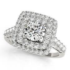 white gold wedding rings cheap engagement rings in white gold 14k 18k