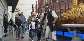 for families visit the national maritime museum