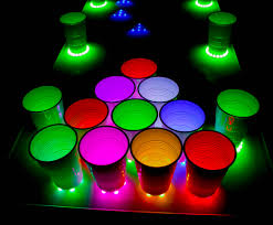 Custom Beer Pong Tables by Chexal
