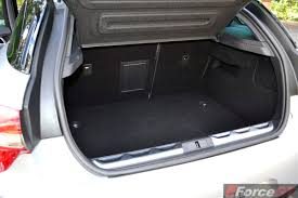 nissan leaf boot space citroen ds5 review 2013 ds5 luggage space forcegt com