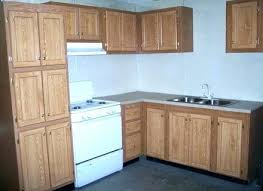 how to update mobile home kitchen cabinets painting mobile home cabinets antidiler org