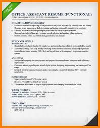 8 resume career summary example job apply letter