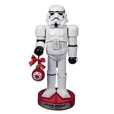 kurt adler stormtrooper with ornament nutcracker