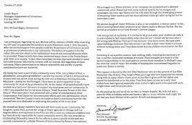 support letter to parole board example docoments ojazlink