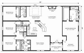 ranch style house floor plans simple ranch style house plans inspirational open floor plan house