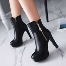 womens size 12 black ankle boots black heels heaven fireonheels chose your favorite high heels