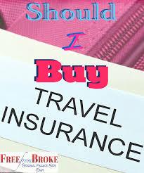 Should I Buy Travel Insurance images Should i buy travel insurance for my next trip pros and cons to jpg