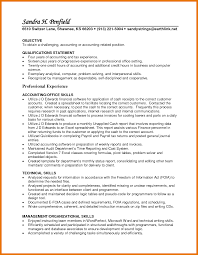 3 gregory l pittman accounts payable resume objective examples