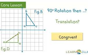 lesson 19 transformations and conguence ready common core