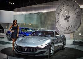 maserati concept the sensational alfieri 2 2 concept steals the spotlight alongside