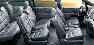 Honda Odyssey Interior Honda Odyssey Seats