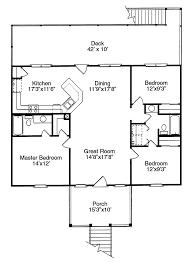 beach house floor plan hahnow